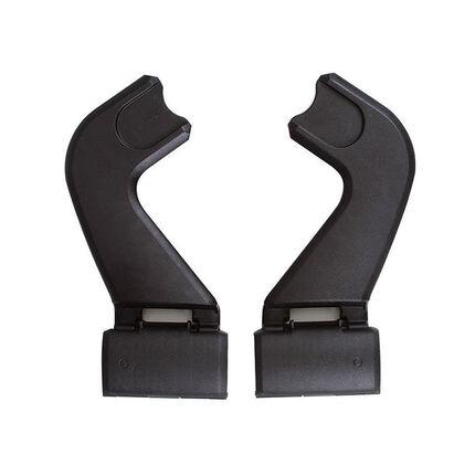 Adaptateurs siège-auto pour poussette Pepp Luxx noir