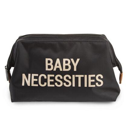 Trousse de toilette Baby Necessities - Noir/Or