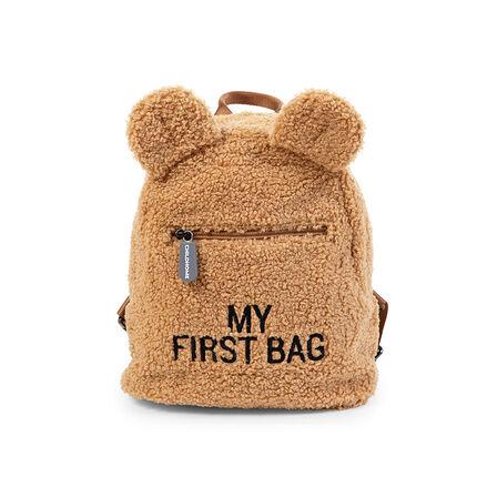 Sac à dos enfant My First Bag - Teddy Beige