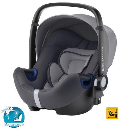Siège-auto Baby Safe² i-Size - Storm grey gris