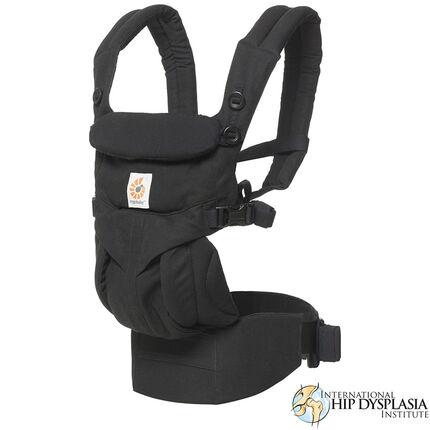 Porte-bébé Omni 360 tout-en-un - Pure Black noir