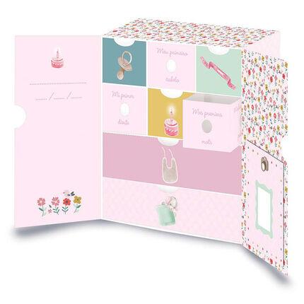 Boîte à trésors - Iris & Lali