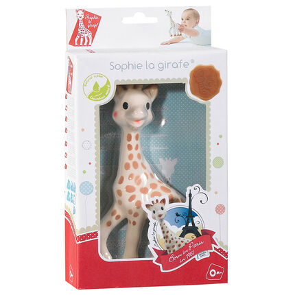 Coffret Sophie la Girafe - Fresh Touch ecru
