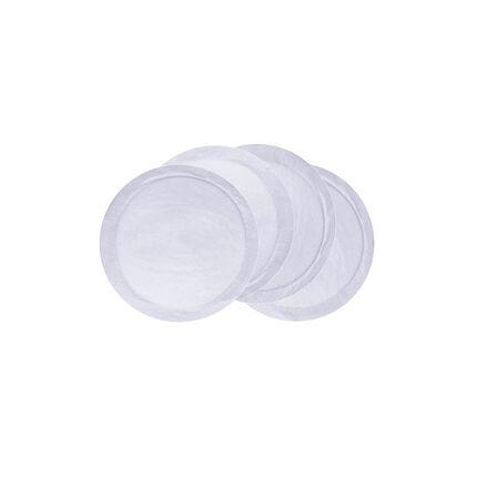 Lot de 30 coussinets d'allaitement – Blanc