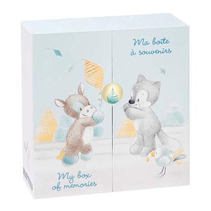 Boîte à trésors - Tim & Tiloo