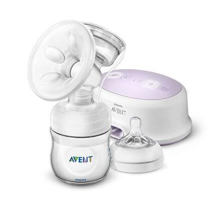 Tire-lait électrique simple Ultra Comfort blanc