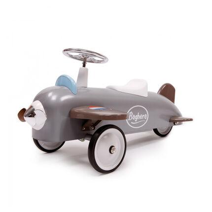 Porteur Speedster - Avion gris