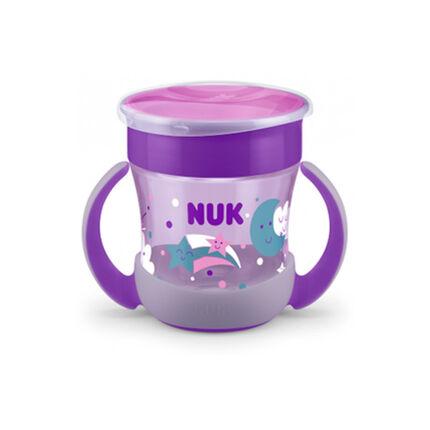 Tasse Magic Cup Nuit Nuit 360° - 6+ mois violet