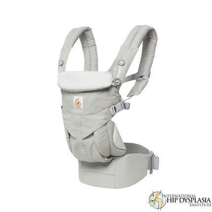 Porte-bébé Omni 360 tout-en-un - Pearl Grey gris