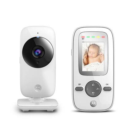 Babyphone vidéo avec écran 2.0\