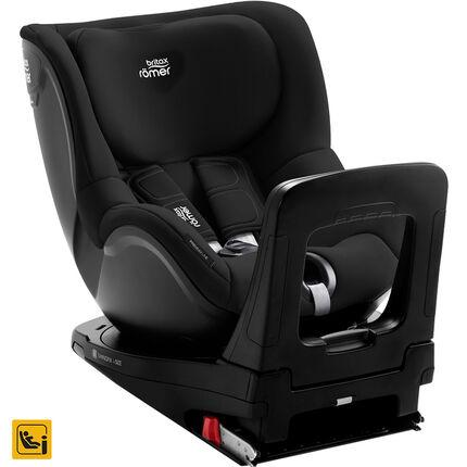 Siège-auto i-Size Swingfix - Cosmos black noir