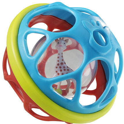 Soft ball Sophie la girafe - Multicolore