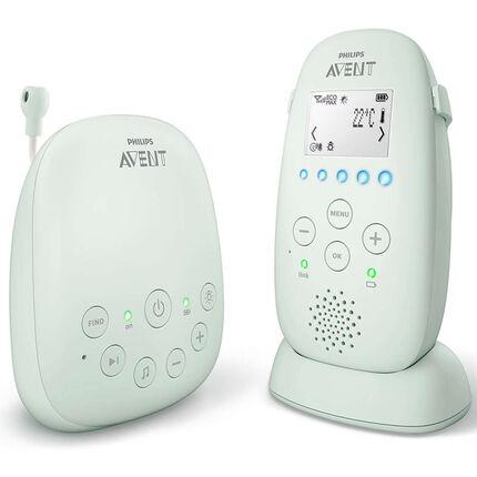 Babyphone audio DECT SCD721/26 vert