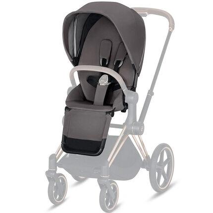 Pack siège premium poussette Priam - Manhattan grey gris