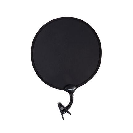 Ombrelle avec clip pour poussette ou voiture noir
