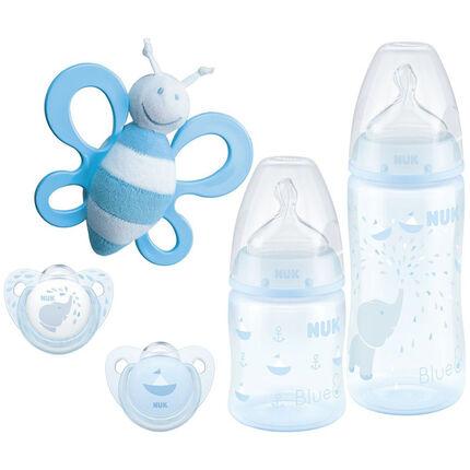 Starter Set First Choice - Baby Blue transparent/bleu