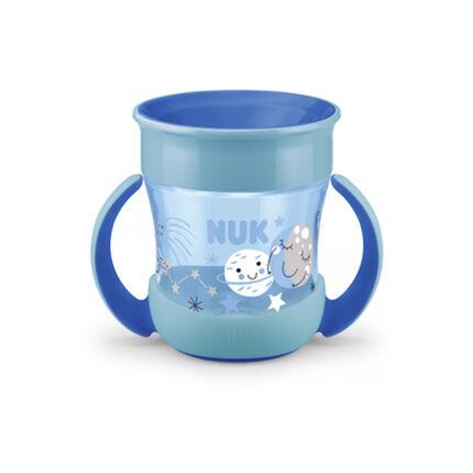 Tasse Magic Cup Nuit 360° - 6+ mois bleu