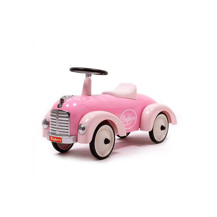 Porteur auto Speedster - Rose