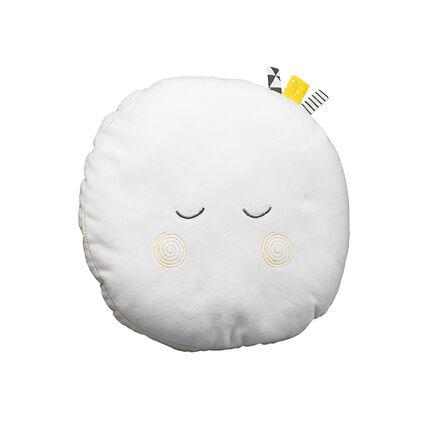 Coussin lune Babyfan blanc