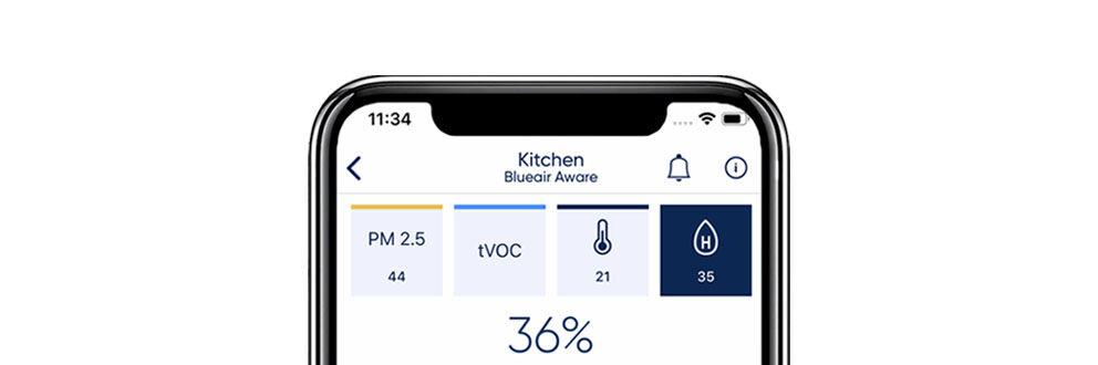 Blueair  Blueair Friend app support  app-support-header-992-330