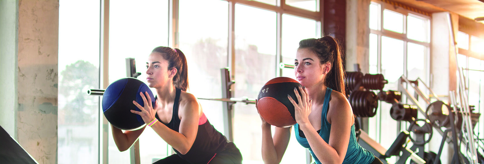 Blueair  Air quality at the gym  gym-banner