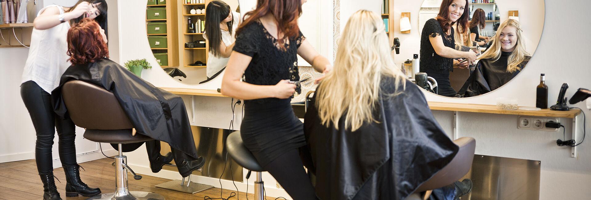 Blueair  Hair and nail salon air purifiers  salon-banner