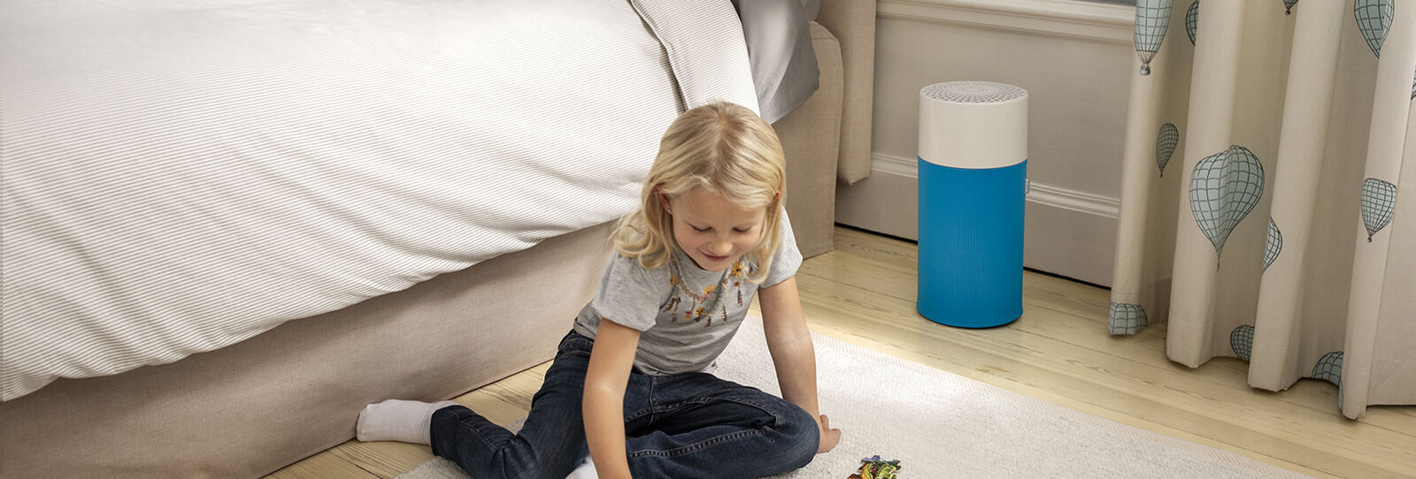 Blueair  Small room air purifiers  small-room-banner