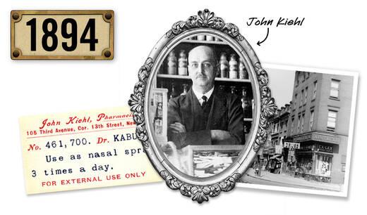 Enter John Kiehl