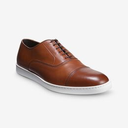 Park Avenue Oxford Sneaker, 4322 Chili, blockout