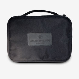 Shoe Care Storage Bag, 1016538 Black, blockout