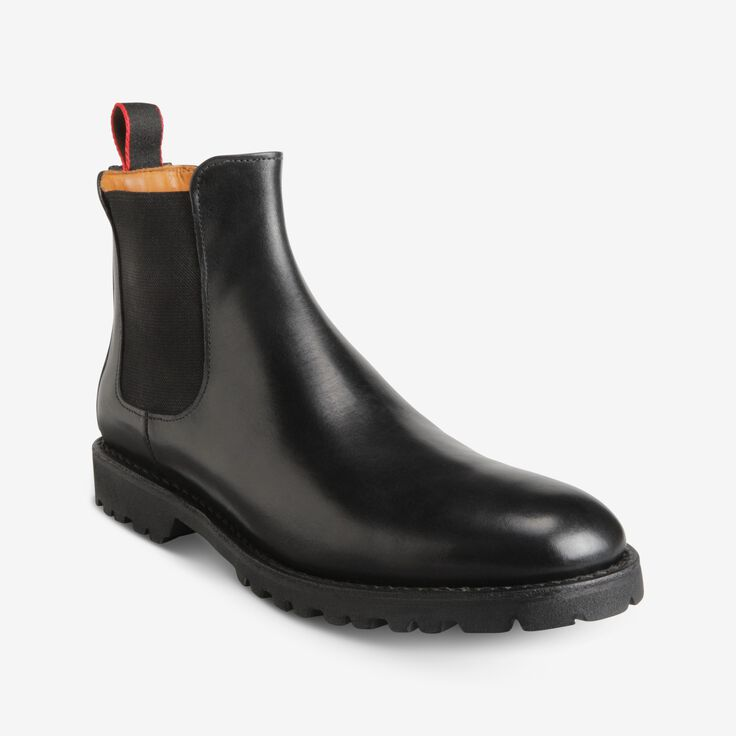 Tate Chelsea Boot, 7112 Black, blockout