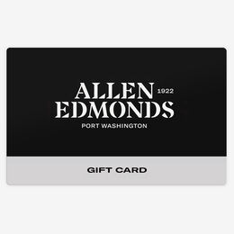 Allen Edmonds Gift Card, AEGC Allen Edmonds Gift Card, blockout