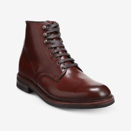 Higgins Mill Boot with Shell Cordovan Leather, 3492 Chili, blockout