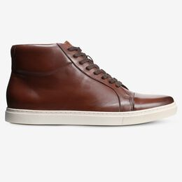 Cooper High Top Sneaker, 4252 Chili, blockout