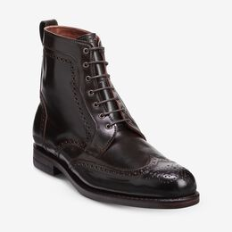 Dalton Shell Cordovan Dress Boots, 3512 Brown, blockout