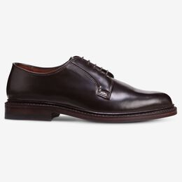 Leeds Shell Cordovan Derby Shoe, 3085 Brown, blockout