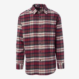 Hawthorne Flannel Shirt by Pendleton, 1016563 Red/Green Plaid, blockout