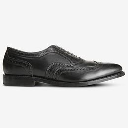 McAllister Wingtip Oxford, 6205 Black, blockout
