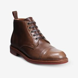 Patton Weatherproof Cap-Toe Boot with Chromexcel Leather, 4096 Natural, blockout