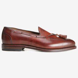 Acheson Tassel Dress Loafer, 8017 Dark Chili, blockout