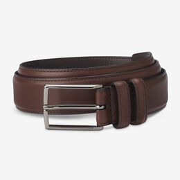 Chad Street Casual Belt, 1015610 Coffee, blockout
