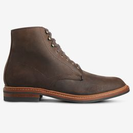 Higgins Mill Boot with Waxed Suede Leather, 3187 Brown, blockout