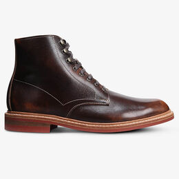 Higgins Mill Boot with Dainite Sole, 4593 Brown Saddle Leather, blockout