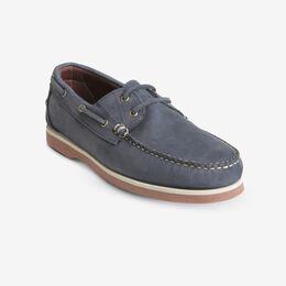 Force 10 Boat Shoe, 2333 Blue, blockout