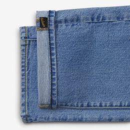 Walker Slim Straight Leg Jean in Light Vintage Wash by Civilianaire, 1015338 Blue, blockout