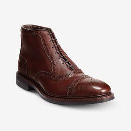Hamilton Weatherproof Oxford Dress Boot, 4327 Chili, blockout