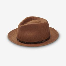 Lappen Snap Brim Straw Hat by Bailey, 1017618 Tan, blockout