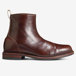Himalaya Shearling Chelsea Boot, 3133 Brown, blockout