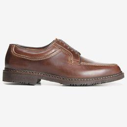 Wilbert Comfort Shoe, 1930 Dark Brown, blockout