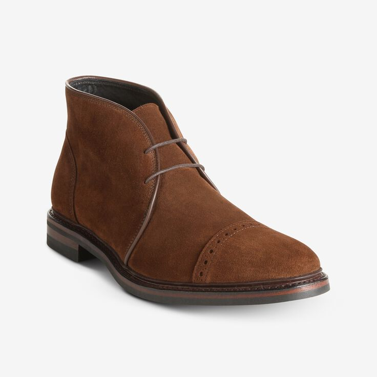 Joseph Abboud - Stuart Chukka Boot, 3143 Brown, blockout